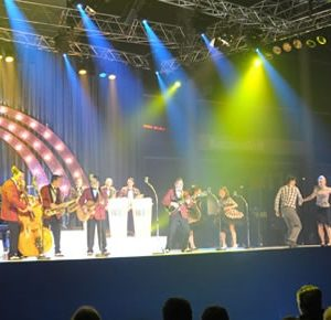 Bill Haley Orchestra in der Autostadt, Wolfsburg