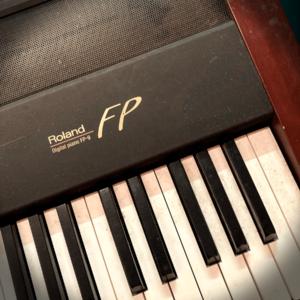 Roland FP-9 Logo